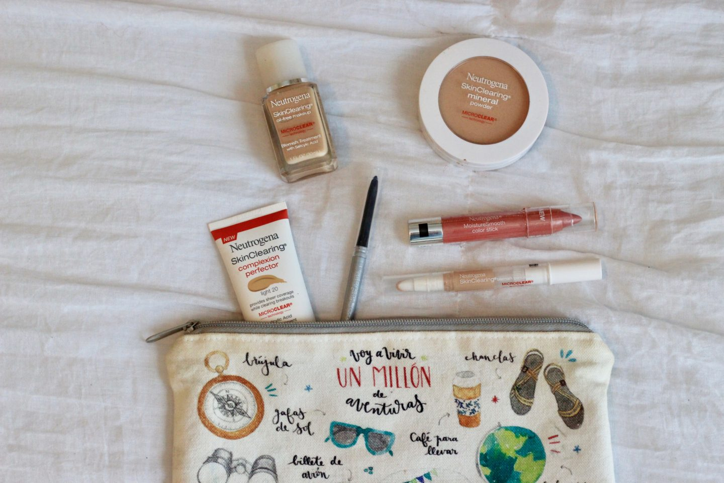 Tackling Your 8am – A Makeup Tutorial In Under 10 Minutes