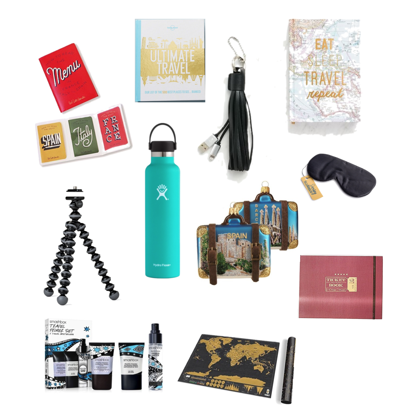 The Under $40 Gift Guide for Travelers